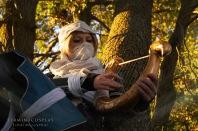 Sheik the legend of zelda cosplay