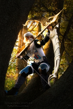 Sheik the legend of zelda cosplay