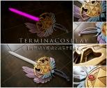Zelda's Gleaming Rapier- Hyrule Warriors