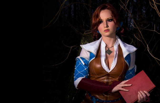 Costume Breakdown: Triss Merigold