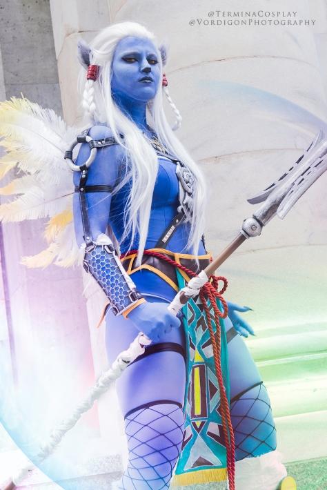 Kimahri 4 Dragon W