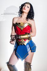 Wonder Woman Cosplay 4