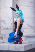 Bunny Bulma Cosplay