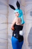 Bunny Bulma Cosplay 4