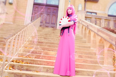 Princess Bubblegum 4 b W