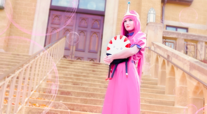Princess Bubblegum – Adventure Time