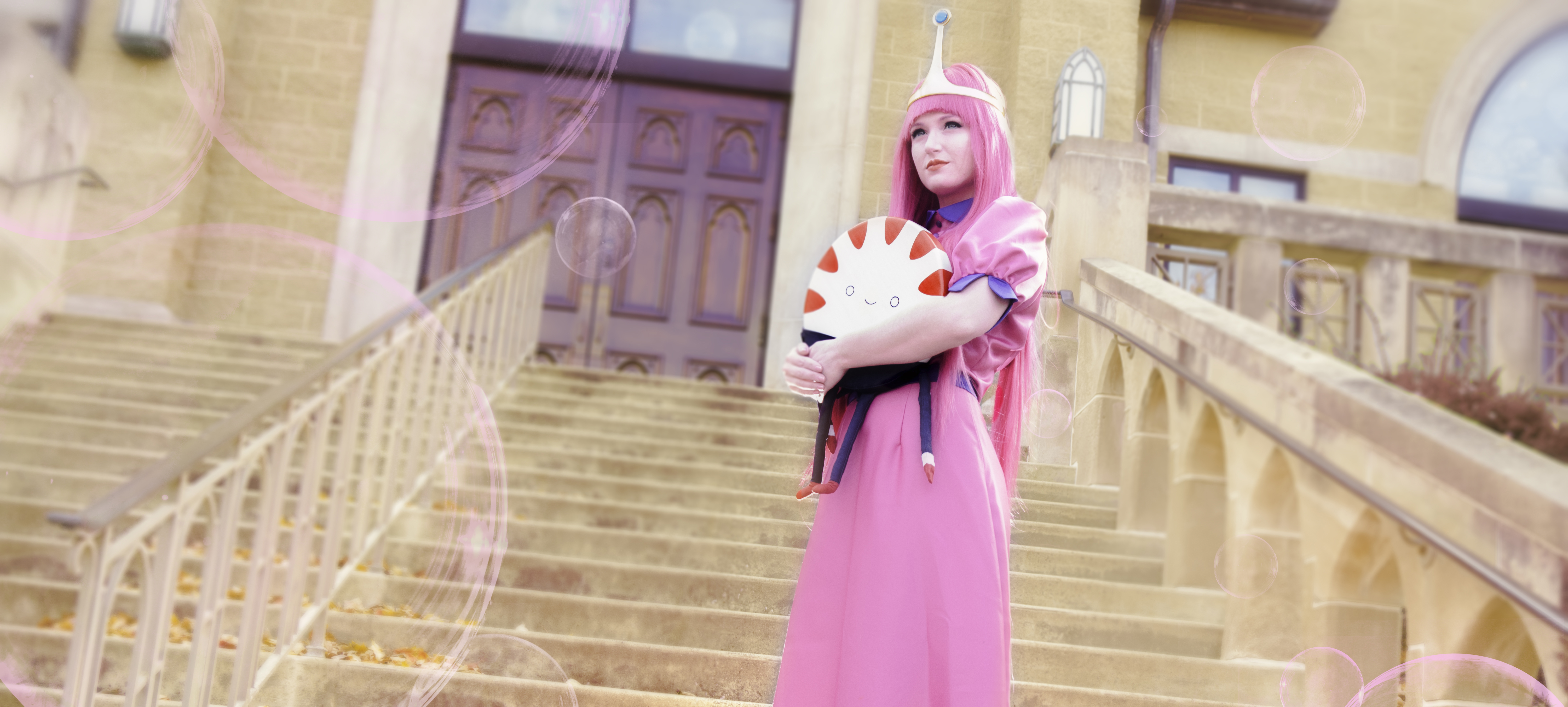 ... Princess Bubblegum u2013 Adventure Time  sc 1 st  Termina Cosplay & princess bubblegum cosplay | Termina Cosplay