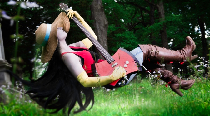 Marceline the Vampire Queen – Adventure Time