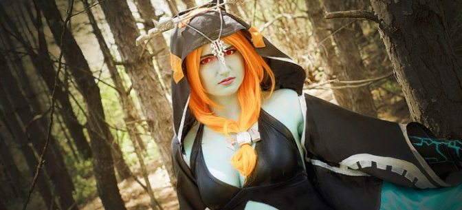 Midna (True Form) – The Legend of Zelda: Twilight Princess