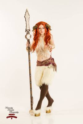 Red-Headed Faun