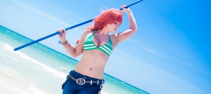 Nami- One Piece (Time Skip)