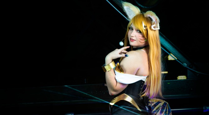 K/DA Ahri – League of Legends