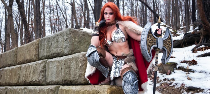 Red Sonja – Dynamite Comics
