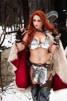 Red Sonja - Dynamite Comics