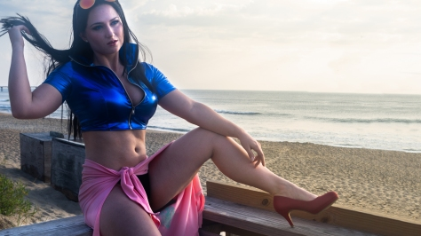 Nico-Robin-Website
