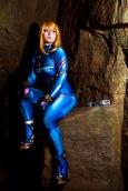 Zero Suit Samus - Metroid